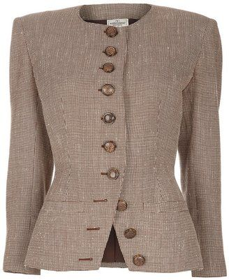 ShopStyle: Valentino Vintage skirt suit
