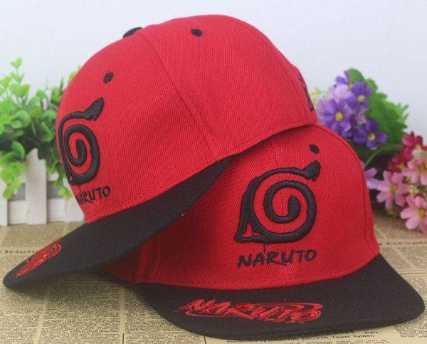 Naruto Snapback Baseball Anime Hat - OtakuForest.com