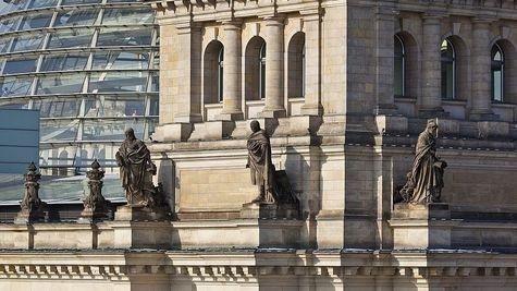 Deutscher Bundestag  free!  rooftop restaurant
