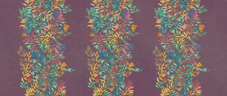 Matteo Thun Atelier, Patterns #matteothunatelier #matteothun #handdrawn #handmadeinitaly #italiandesign #watercolours #artwork #patterns