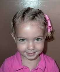 Resultado de imagen para детская прическа для фотосессии