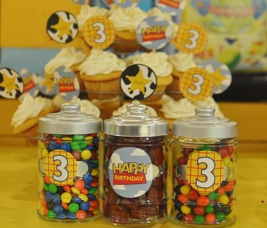 Toy Story Themed Party Food