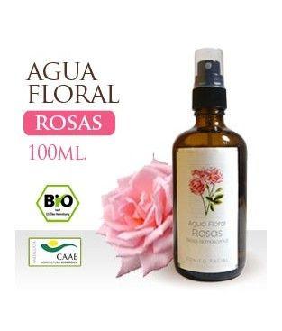 Agua Floral de Rosas BIO