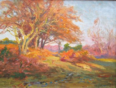 Autumn New Forest 1928