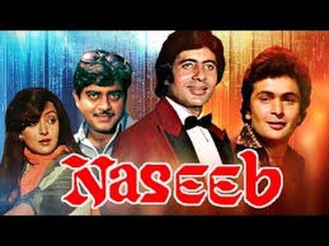 Naseeb (1981) Full Hindi Movie –  Online Free Movie