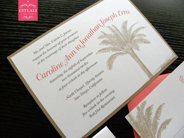 44 Best Wedding Invitation Ideas Images On Pinterest