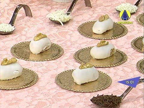Santa Receita | Aprenda a fazer um delicioso camafeu com Luciane Borba - 27 de Maio de 2015 - YouTube