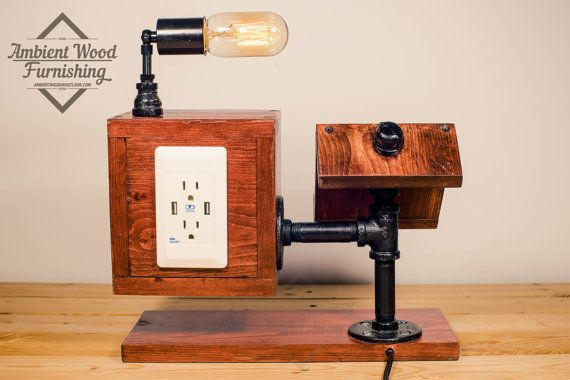 Especial edición USB madera cabecera utilidad de