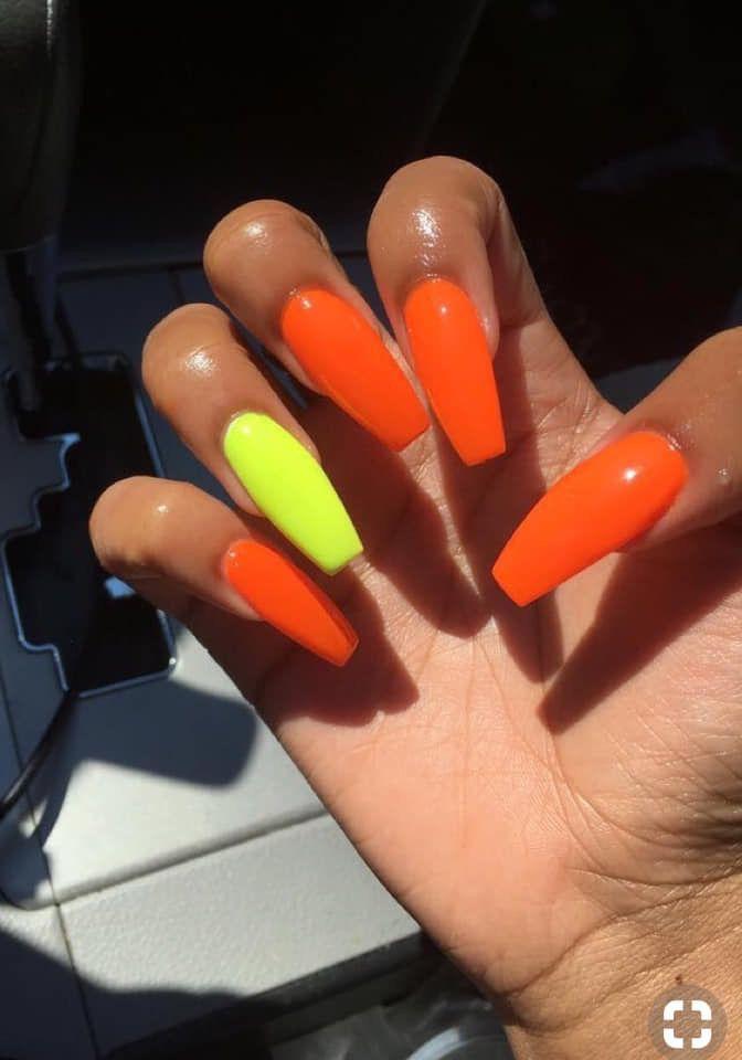 Pinterest Yung Tiff Acrylic Nail Shapes