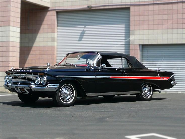 Chevy Impala Ss Had One Like This In High School P