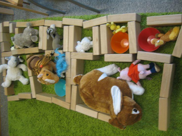 Thema uitwerking de kinderboerderij - Digibord Onderbouw