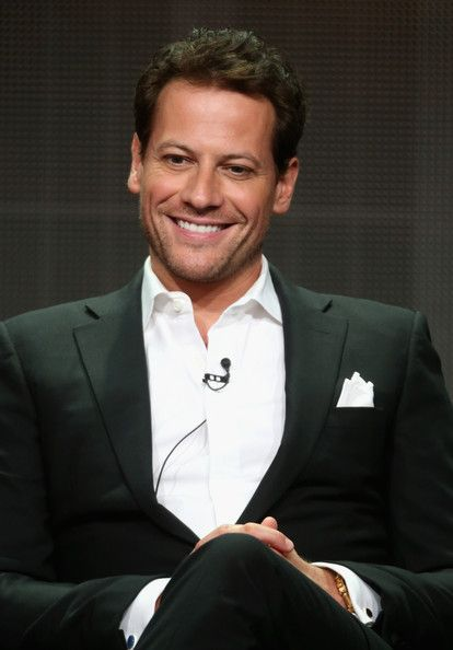 Ioan Gruffudd  - His smoldering look is great AND he also has a great smile...Mmmmm