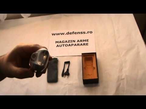 cum se face un pistol cu electrosocuri - YouTube