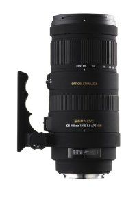 Sigma 120-400mm f/4.5-5.6 AF APO DG OS HSM Telephoto Zoom Lens for Canon Digital SLR Cameras by Sigma. $949.00. The Sigma APO 120-400mm F4.5-5.6 DG telephoto zoom lens is an outstanding lens in this category, an excellent optical performer with Optical Stabilization and a high speed Hyper-Sonic Motor to help you shoot amazing photos. Three SLD (Special Low Dispersion) glass elements provide optimum color correction & sharpness throughout the entire zoom range. Rear focu...