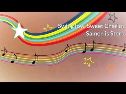 Swing low, Sweet Chariot  - Samen is Sterk