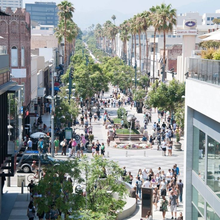 The Experiment: Downtown Santa Monica's urban space laboratory features new decore, seating elements, games and activations to enliven the northern block of the Third Street Promenade.