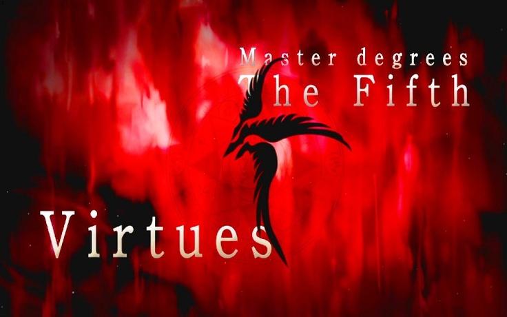 5.中位三階:德天使(Virtues)