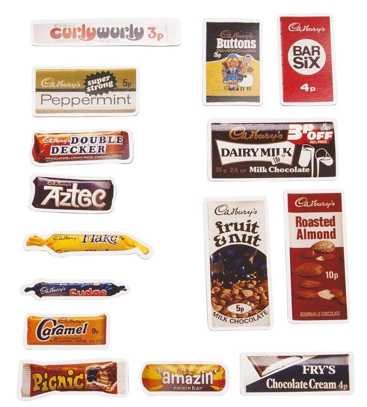 Cadbury Old Style Chocolate Boxes