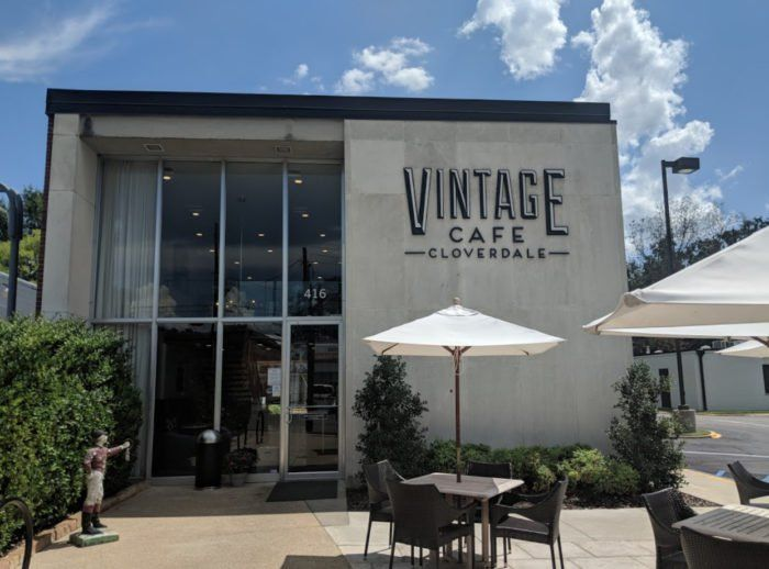 This Unique Restaurant In Alabama Was Once A Bank And You Ll Want To Visit It Time And Time Again Unique Restaurants Vintage Cafe Restaurant