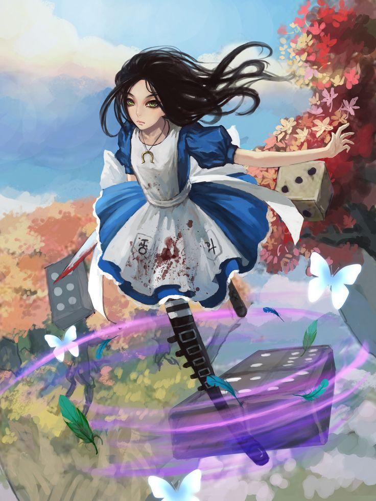 alice fan art | Alice 05 - Alice: Madness Returns Fanclub Fan Art (32195788) - Fanpop ...