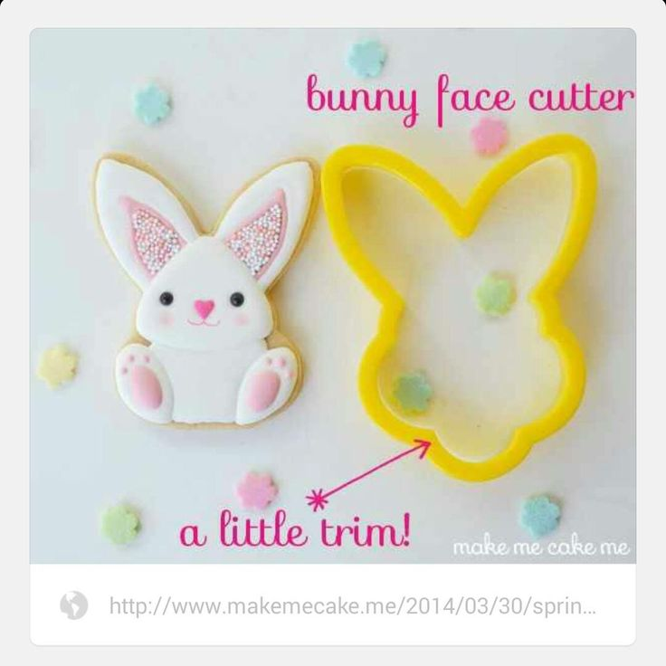 Bunny Cookie Cutter