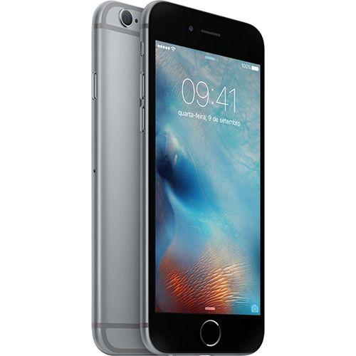 (Submarino) iPhone 6s 64GB Cinza Espacial Tela 4.7 ´ iOS 9 4G 12MP - Apple - de R$ 4999 por R$ 3783.12 (25% de desconto)
