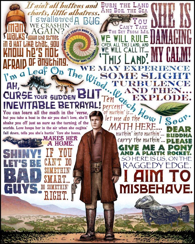 Firefly quotes - so awesome!