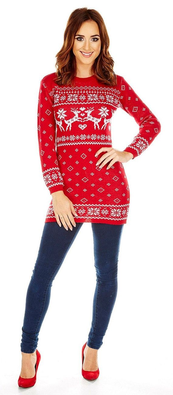 46 best Christmas Jumpers images on Pinterest   Cuffs, Bees and ...
