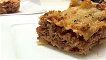 Zobrazit detail - Recept - Lasagne