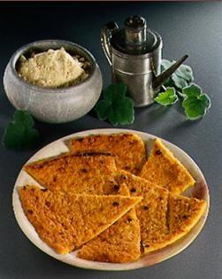 Italian food - Farinata
