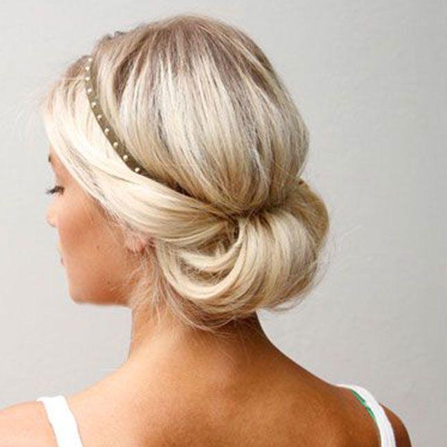 headband hairstyles ideas
