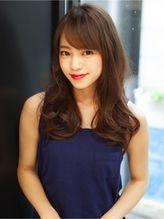 【XELHA銀座 西本】大人可愛いセミロング巻き髪デジタルパーマ デジタルパーマ.41