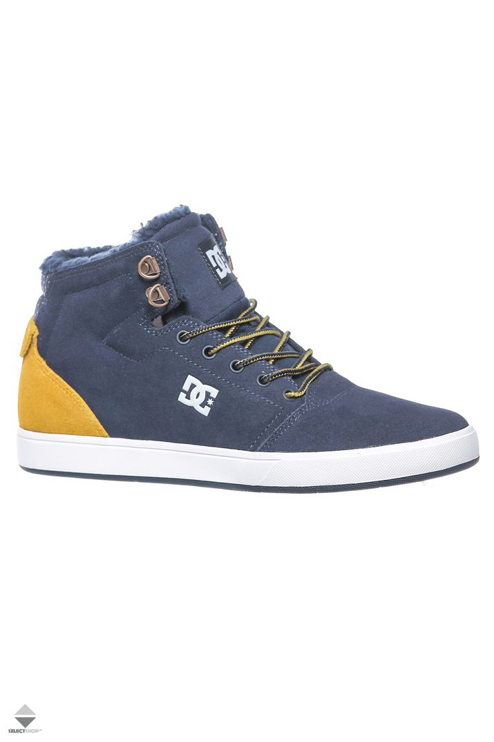 Buty Zimowe DC Shoes Crisis Hight WNT