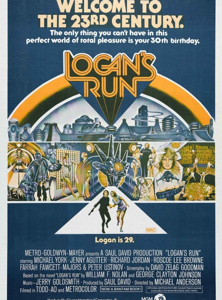 17 Best Ideas About Logan 39 S Run On Pinterest Logan 39 S Run