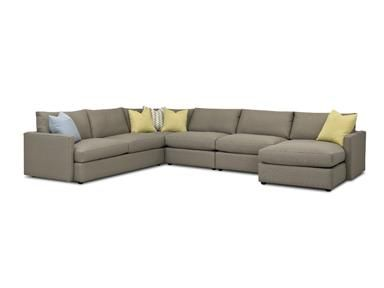 Shop For Comfort Design Urbanite Sectional C4033 Sect And Other Living Room Sectionals At