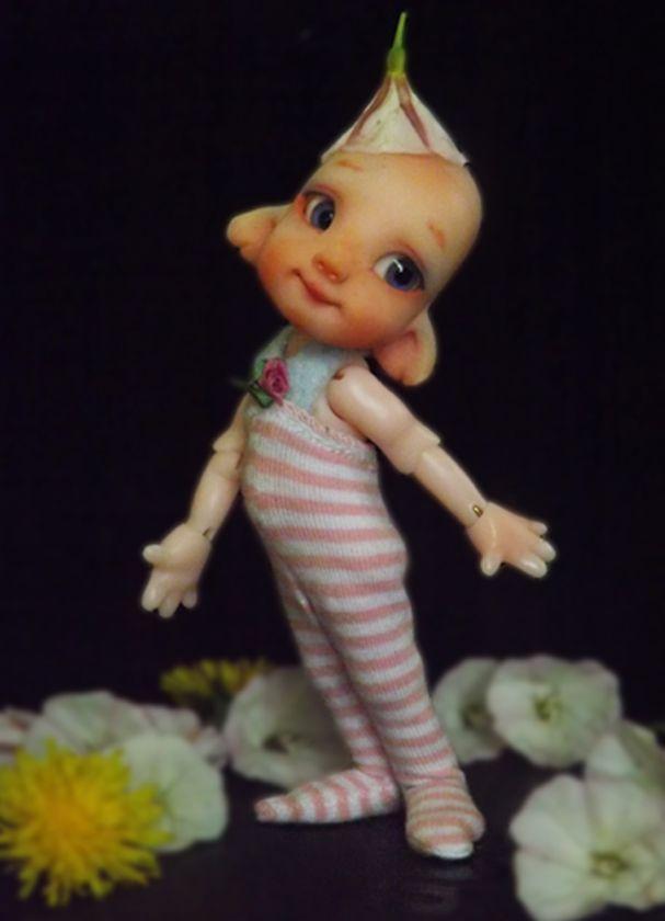 Lambie Lilu Tiny BJD by bbflockling