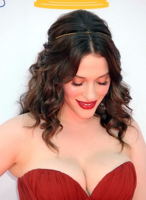 "Check out how to get beachy waves in The Hair Dame's ""Get the Look: Kat Dennings"" blog and look like a beach goddess here:  http://thehairdame.com/?p=153  #looklikeamillionbucks  #katdennings  #thehairdame  #2brokegirls  #emmyhair  #beachgoddesshair  And read up on all hair style trends and tips at www.thehairdame.com"