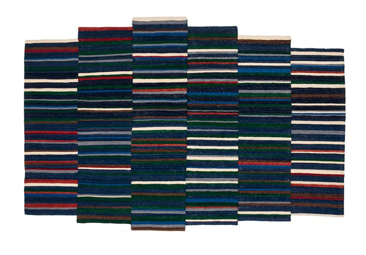 The Lattice collection springs from the organic imagination of the Bouroullec brothers. The basic pattern, rhythmically reproduced, gives rise to a harmonic succession of colours. Balance, proportion and irregularity are the key elements in the controlled disorder that transforms Lattice into a...
