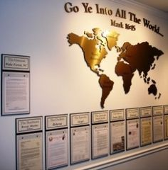 church missions bulletin boards - Google Search
