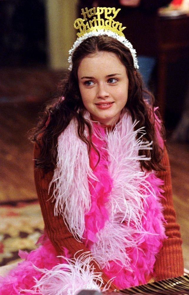 Rory's Birthdays - Gilmore Girls