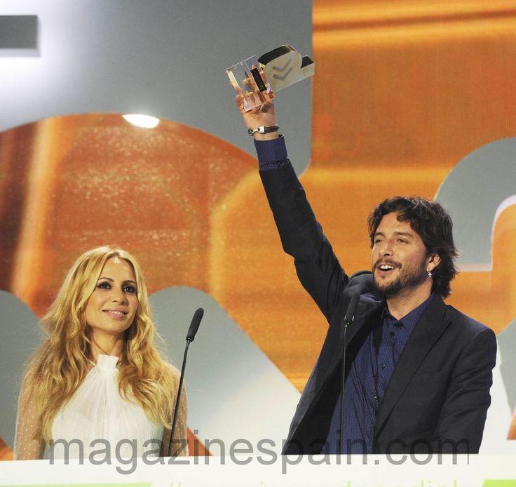 Marta Sánchez y Manuel Carrasco