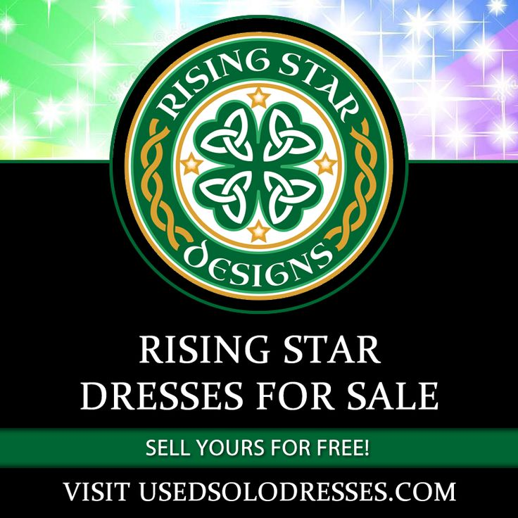 Rising Star Irish Dance Dresses
