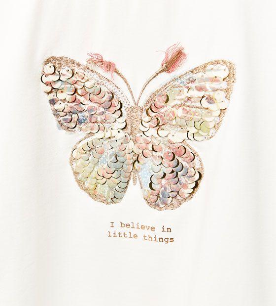 Imagen 5 de Camiseta animales de Zara