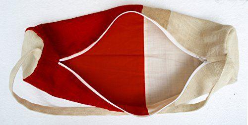 Yoga Mat Bag - Red Burlap Gym Bags in Contemporary Color Block Design - Yoga Tote - Yoga Mat Sling Bag - Red Natural Ivory Burlap Yoga Bag- Yoga Backpack- Yoga Accessories - Exercise Bag - Gift Bag in Jute - Manduka Mat Bag Amore Beaute http://www.amazon.com/dp/B00KWF821C/ref=cm_sw_r_pi_dp_e7D1vb0QPDAN6
