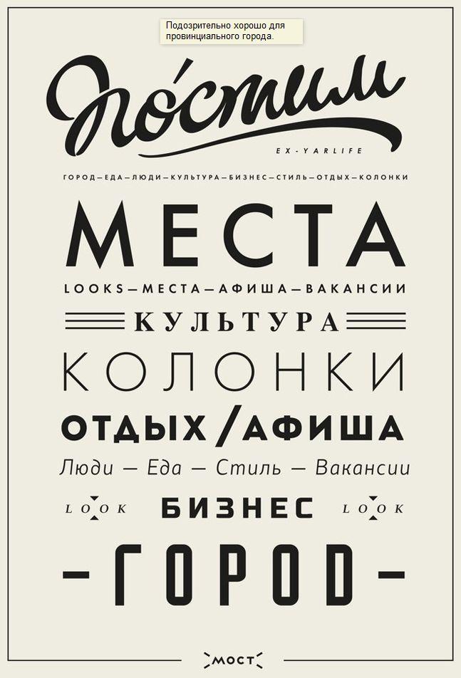 Бизнес-линч «Ѣ»: Типографика. Ярославль. Бизнес-линч за 17.05.2013