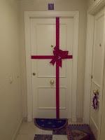 ¡¡Mi puerta en Navidad!!
