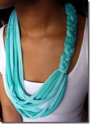 T-shirt scarf ideas. Pretty much obsessed with these scarves. I can't help it