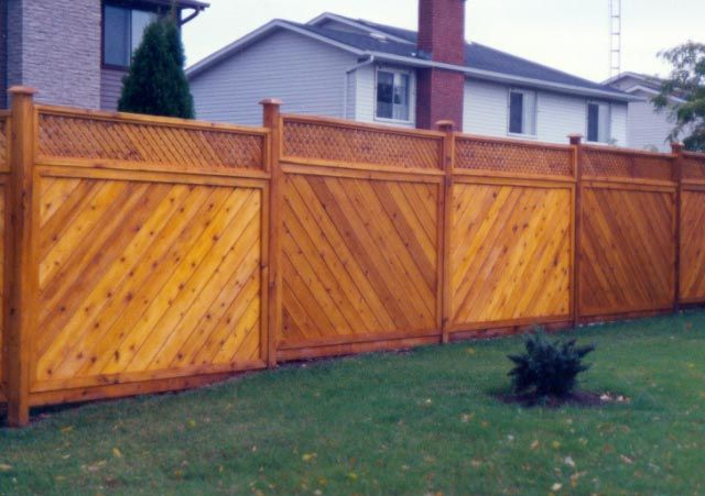Top 33 Ideas About Fence Ideas On Pinterest Vinyls Different Types Of And Backyards