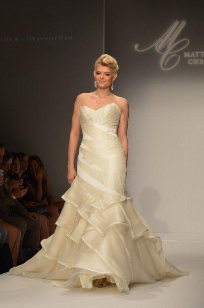 16 best matthew christopher wedding gowns images on for Wedding dress shops in denver