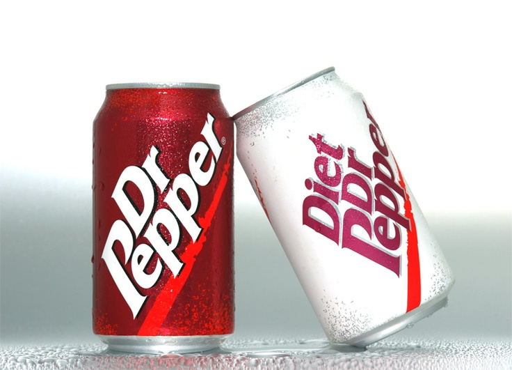 Diet Dr. Pepper and Dr. Pepper at my favorite carbonated drinks. I think it has the greatest kick out of any carbonated drink and also has a good taste.